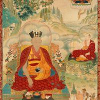 第四世噶瑪巴若佩多傑 (Rolpe Dorje 1340-1383)