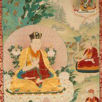 第三世噶瑪巴讓烱多傑 (Rangjung Dorje 1284-1339)