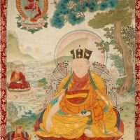 第十一世噶瑪巴耶謝多傑 (Yeshe Dorje 1676~1702)