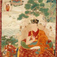 第十二世噶瑪巴蔣秋多傑 (Changchub Dorje 1703~1732)