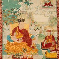 第六世噶瑪巴通瓦敦殿 (Thongwa Donden 1416~1453)